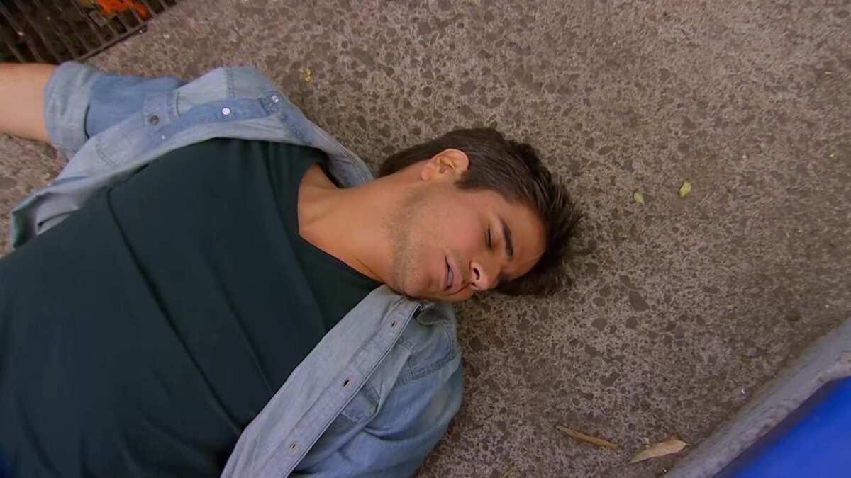 La Gata: C22: Pablo Sufre Un Terrible Accidente