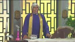 SKETCH: Bodas de platino con 'El Padre Ramón'