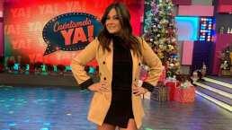 Mariana Echeverría aparece de nuevo en Cuéntamelo Ya! y fans piden que sea conductora oficial