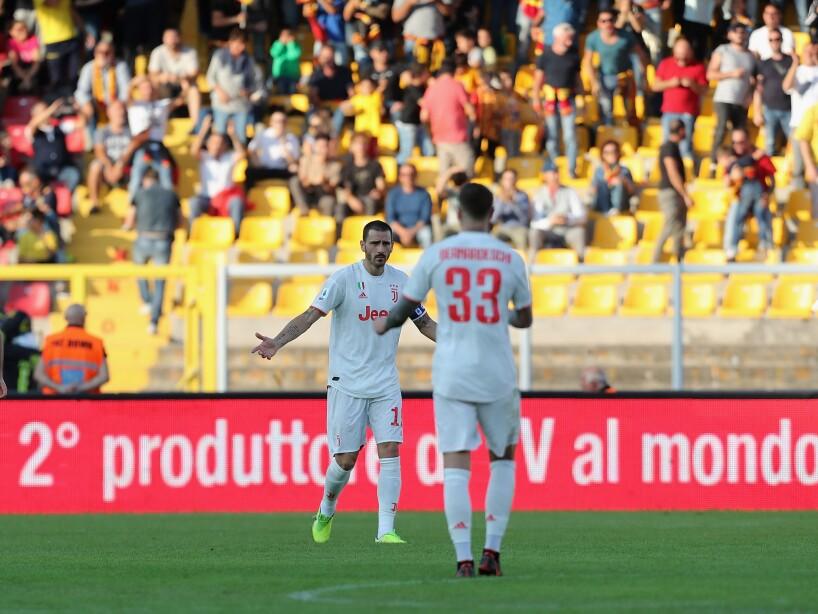 Dybala (50') y Mancosu (56') anotaron de penal para sus respectivas escuadras.