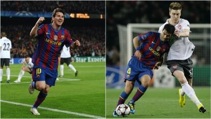 Aquella noche del 6 de abril del 2010, Lionel Messi, Rafael Márquez, Xavier Hernández y compañía de la mano de Pep Guardiola dieron cátedra ante el Arsenal en la UEFA Champions League ¡Revive los momentos de ese partido!