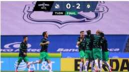 Resumen | Santos sentencia al Puebla 0-2 con goles de Furch y Andrade