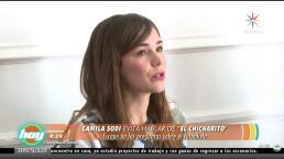 ¡Camila Sodi revela si le dedicó o no canción a Javier Hernández Chicharito!