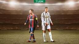 Haaland y Mbappé todavía ven a Messi y CR7 hacia arriba