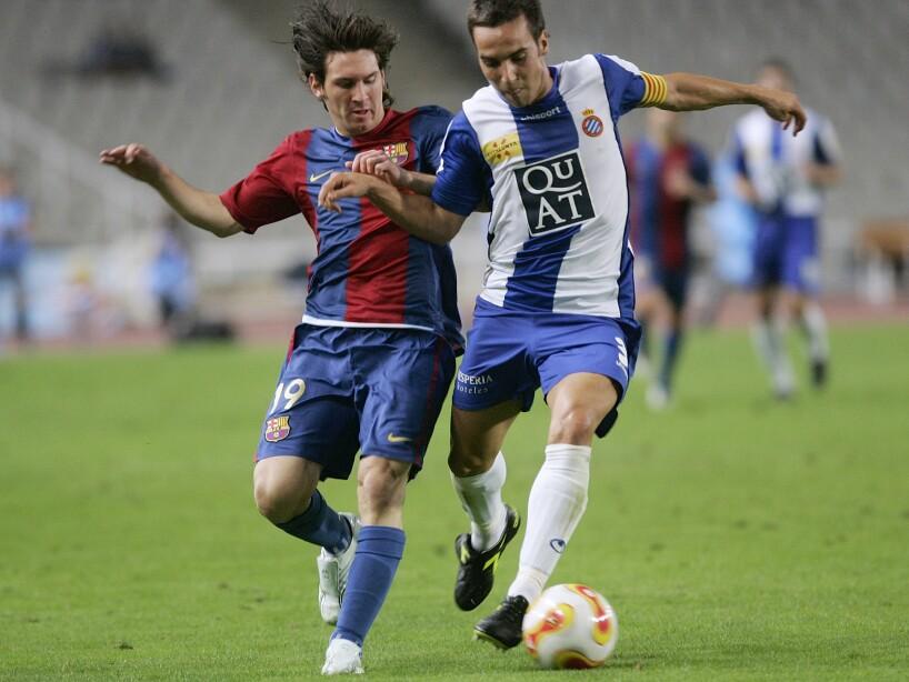 Messi, Garcia