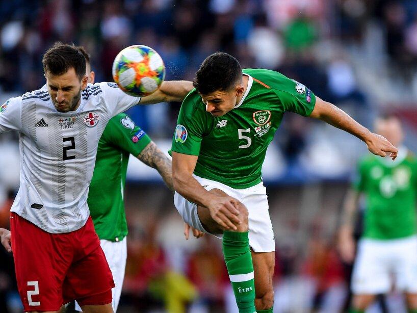 Georgia e Irlanda empatan a ceros