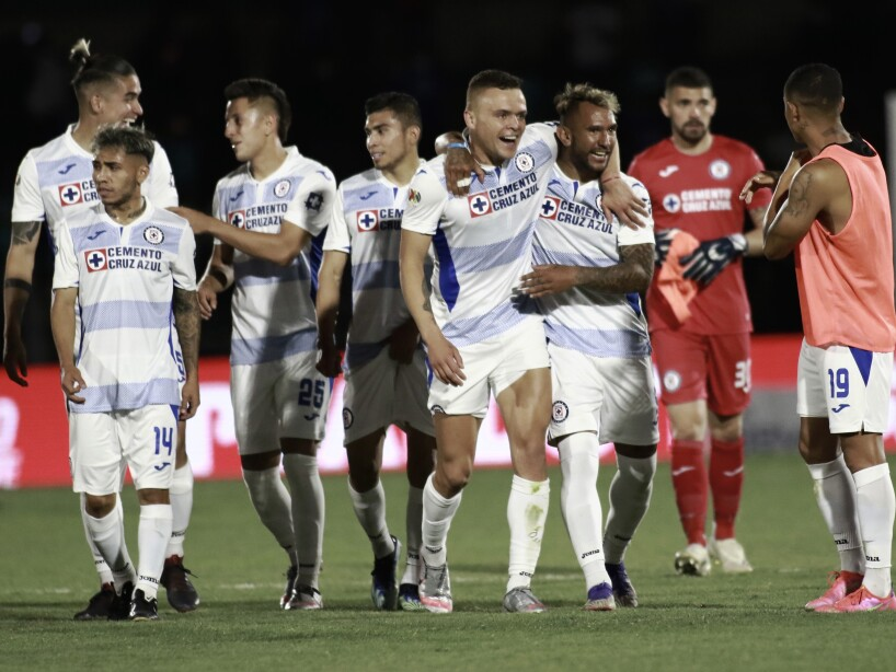 Liga BBVA MX Clausura GUARD1ANES 2021 FC Juarez vs Cruz Azul