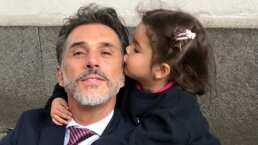 'El abuelo de mi vida': Te derretirás de ternura con Sergio Mayer y su nieta Mila