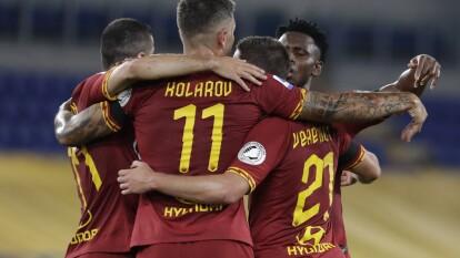 Con gol de Edin Dzeko al minuto 85, la Roma logra romper el empate frente a la Sampdoria para quedarse con los tres puntos en casa.