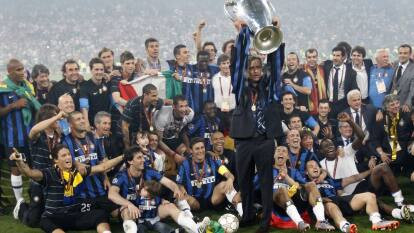José Mourinho y el aplastante Inter 'sudamericano' | La temporada 2009-10 fue inolvidable para los hinchas del Inter y en particular para 'The Special One', pero su arma secreta no era europea.