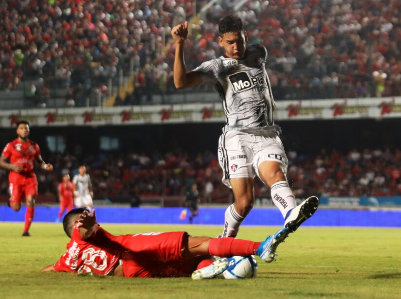 Veracruz vs Atlas