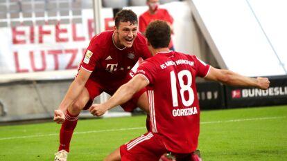 ¡Se acerca otro título para Bayern Munich! | M'Gladbach cayó 2-1 en el Allianz Arena y sólo es cuestión de tiempo para que los bávaros conquisten nuevamente la Bundesliga.