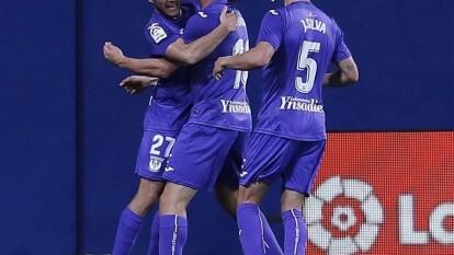 Doblete de Óscar Rodríguez para remontar al Villarreal 1-2 en el segundo tiempo. El Leganés suma 23 puntos y está a tres puntos de salir de la zona del descenso.