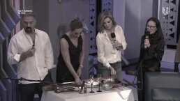 'Montse y Joe' improvisan una radionovela con Ari Telch
