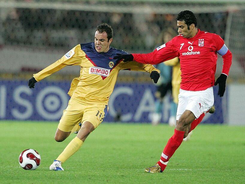 FIFA Club World Cup - Ahly Sporting Club v Club America: Third Place