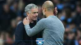 ¿Quién manda? Los números de Guardiola al enfrentar a Mourinho