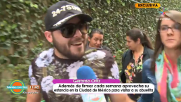 Gerardo Ortiz, tranquilo al enfrentar proceso legal en libertad bajo caución