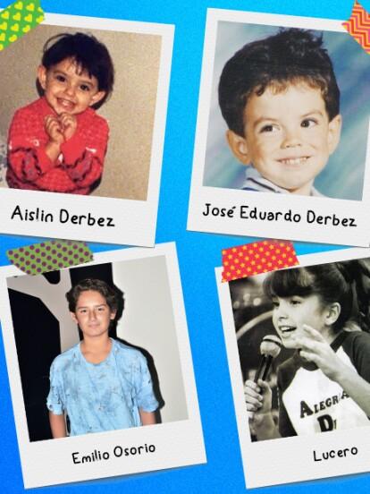 Este 30 de abril se celebra el Día del Niño y es gracias a esta fecha en la que recordamos cuáles eran los sueños que invadían a las estrellas del espectáculo y cuáles son los recuerdos que más añoran.