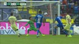 ¡La Máquina luce imparable! Orbelín Pineda hace el cuarto gol