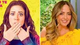 Andrea Legarreta hace épica imitación de Fernanda Castillo en TikTok y así reacciona la actriz