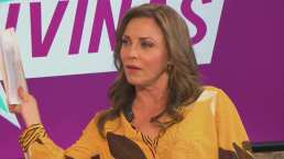 Laura Flores se sincera y habla sobre las desilusiones amorosas que ha vivido