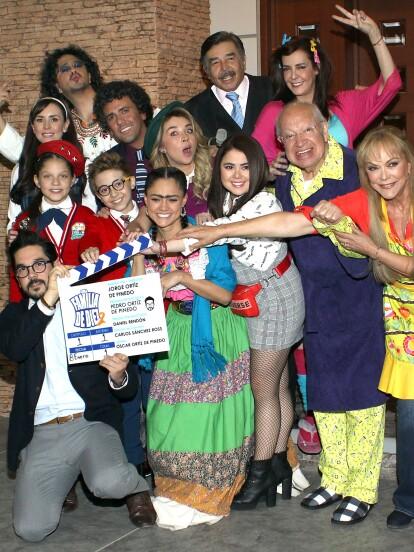La noche del pasado domingo 4 de octubre, 'Una Familia de 10' sorprendió a millones de televidentes con un impresionante final de temporada, seguido por el gran inicio de la quinta entrega de este divertido programa.