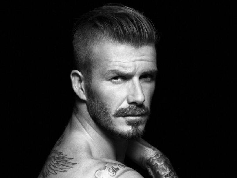 6. David Beckham: Este jugador es el prototipo del metrosexual moderno, razón por la cual le sobran admiradores gay.