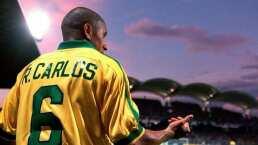 Maravilla del futbol, la comba imposible de Roberto Carlos