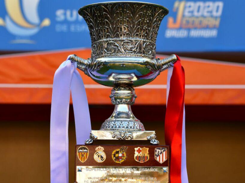 trofeo supercopa de españa