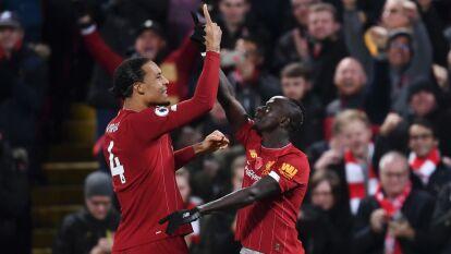 Con 21 partidos disputados, el Liverpool suma 61 puntos, más que ningún otro equipo en las mejores ligas de Europa.