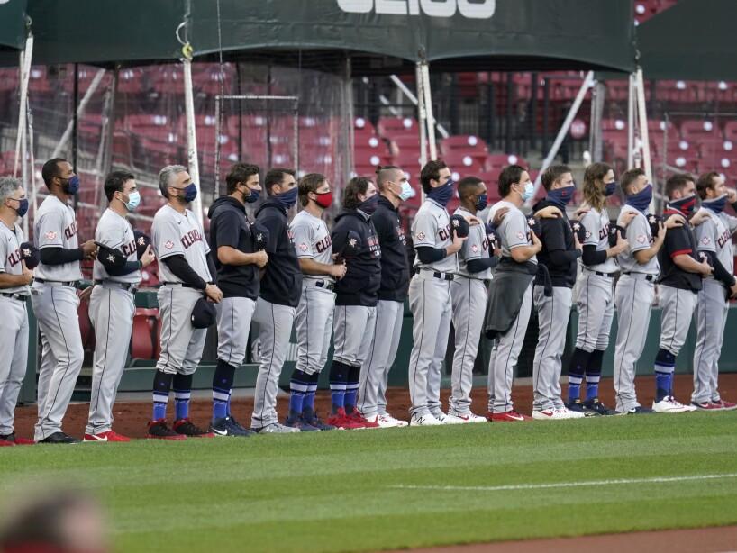 Indians Cardinals Baseball