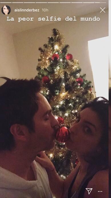 Los arbolitos de Navidad de los famosos