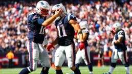 Patriots vence a Jets y sigue invicto