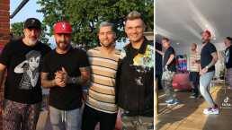 Back-Sync: Integrantes de Backstreet Boys y N'SYNC se unen y enamoran en TikTok