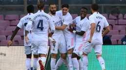 Resumen: Real Madrid se impone 1-3 al Barcelona de Koeman