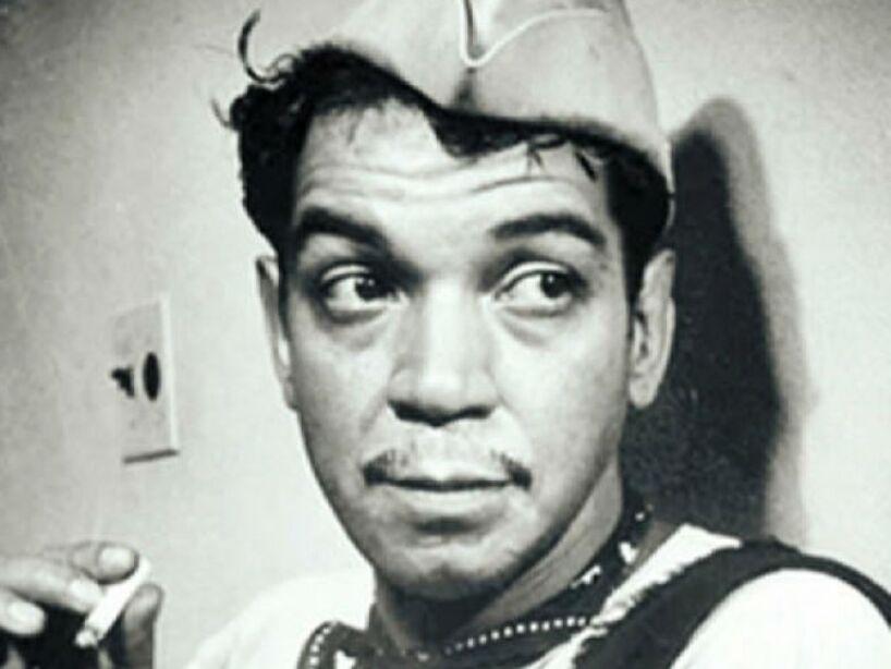 4. Cantinflas: Mario Moreno fue un actor y comediante mexicano, ganador del Globo de Oro en 1956.
