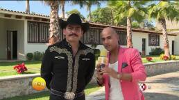 VIDEO: José Manuel Figueroa nos habla del rancho de Joan Sebastian