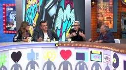 Dgeneraciones: Adrián Uribe le confiesa a Alejandro Suárez que fue su inspiración como joven comediante
