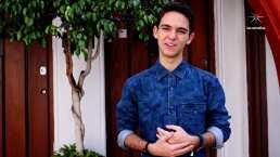 """""""Temo es conservador y por eso usa camisa y suéteres"""", asegura Joaquín Bondoni"""