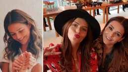 Claudia Álvarez 'exige' que Grettell Valdez esté en todos sus proyectos: ella le masajea los pies