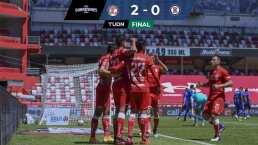 Toluca 2-0 Cruz Azul | Carlos Morales da el campanazo de la J13