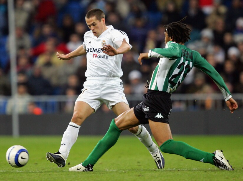 Real Madrid v Betis