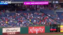 Highlights: Phillies 2-7 Braves, Juego 1