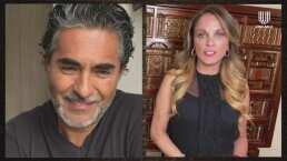 La novia de Raúl Araiza reconoce que no fue amor a primera vista