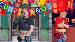 Un niño se disfrazó de Germán en su fiesta temática de 'Vecinos' e hizo llorar a Lalo España