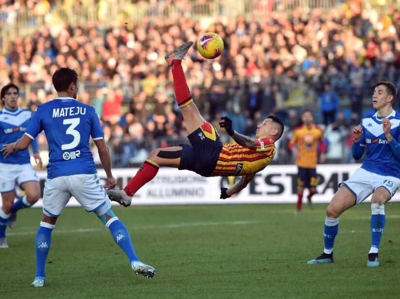Brescia Calcio v US Lecce - Serie A