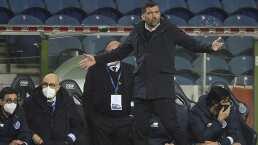 'Casual' ¡técnico del 'Tecatito' es ignorado tras eliminar a la Juve!