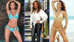 Mariana Seoane recrea sus mejores poses en bikini