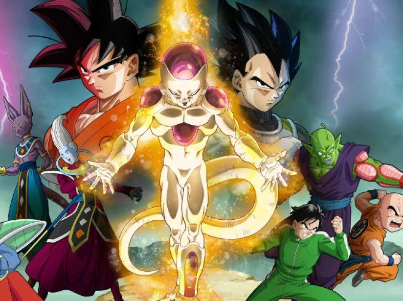 9. Los únicos personajes que nunca murieron en todas las sagas, fueron Mr. Satán y el Supremo kaio Sama.