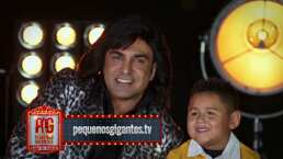 """Albertano y Giovani unen su talento para invitarte al casting de """"Pequeños Gigantes 2020"""""""